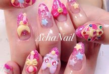 Cute Nails / ---Just admiring this art---