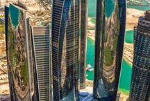 Dubai,Abu Dabi,Omán