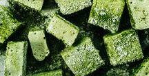 Going Green / Inspitaties en recepten met Matcha!