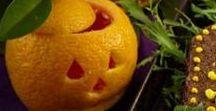 Halloween dulces / Dulces de Halloween