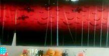 Exposición halloween