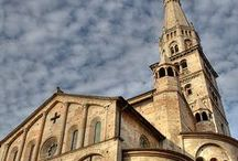 Modena / Modena and the territory around the city: passion, taste and traditions.