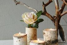 DIY Home Decor / DIY and handmade home decor - beautiful projects that will beautify any room.