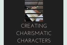 Creating Charismatic Characters / This board helps with inspiration towards creating charismatic characters for your books. Fiction, short reads, character, characters, character tips, character guidelines