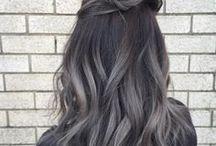 Trend Alert Charcoal Hair