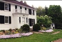 Monadnock Lodging / The Monadnock Region is filled with historic Bed & Breakfasts, Inns, and more.