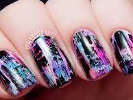 henna and nail art