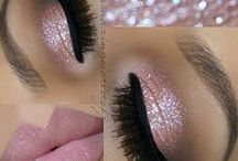 makeup / hi if you like to see more makeup ideas please follow me and i will post more