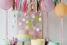 Candy bar, sweet table