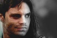 Who the hell is Bucku? / Bucky Burnes / Sebastian Stan
