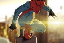 Peter Parker / Tom Holland
