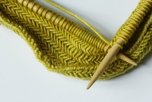 To knit / Knitting  / by Monique Jackson