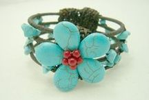 Colour love ... Turquoise / My favourite of all the colours in the world - turquoise makes everything happier