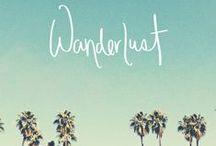 WANDERLUST. / by Bryanna Mclain