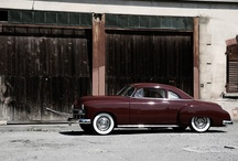 classic cars/hot rods/bikes / by Brooks Pratt