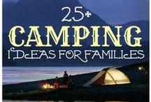camping / by Jennifer Johnson