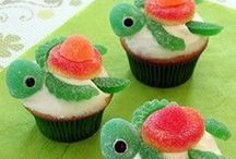 cupcakes I'll never make but like to look at / by Jennifer Johnson