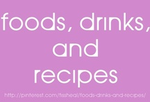 Foods, Drinks, and Recipes / by fissheal manuel