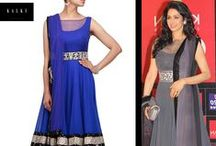 Bollywood Salwar Kameez / Bollywood Salwar kameez, find what actress and celebrities are wearing to Parties.