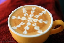 COFFEE * LATTE ART / Coffees so beautiful they are almost impossible to drink