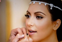 { Glamourous } / Beautiful, bold makeup inspiration that suits day or evening...