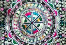 dream weaver / out of this world embroidery & textiles