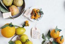 Ingredients... / Fresh and vibrant ingredients.