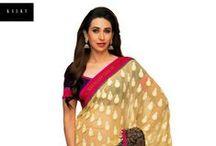 Karishma Kapoor sarees