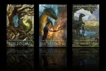 The Legend of Oescienne Series / Pins relating to the Legend of Oescienne books by Jenna Elizabeth Johnson.