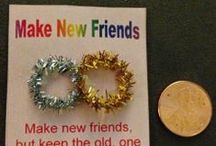 Girl Guide SWAPS / SWAPS and crafts for Girl Guides