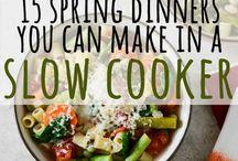 Crock Pot Cookin' / Crock pot recipes!