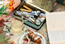 Perfect Picnic... / A selection of recipes and ideas for packing up the perfect picnic!