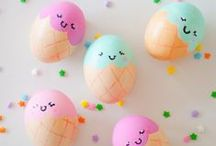 Spring & Easter Decor / Spring and Easter decorations, recipes, party ideas, outfit ideas, and more