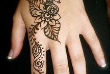 Belleza > Henna tatoos