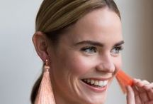 Best Dressed Guest / Be the best-dressed guest at your friends' weddings with Hart statement earrings!