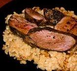 Hauptgerichte - Rezepte / Mediterrane und italienische Rezepte für den Hauptgang. Fleisch, Fisch, Gemüse, aber auch Pasta und Risotto.