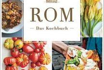 Kochbücher & Rezensionen / Die besten Kochbücher rund um Italien und den Mittelmeer-Raum.