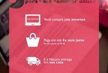 Natura - Compre online! / Natura, meu espaço virtual.