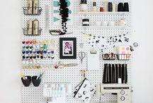 Ateliers couture, Machines, Surjeteuses / Ateliers coutures, Astuces rangements, Machines à coudre et Surjeteuses de mes rêves