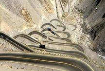 Gevaarlijke wegen