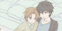 ○ Sekaiichi Hatsukoi ○