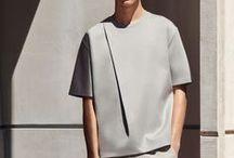 Minimalist Fashion / Mood board for Minimalist Fashiom