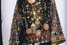 Bohemian Fashion / Mood board for Bohemian Fashion