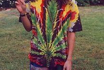 Hippie Fashion / Mood board for Hippie Fashion