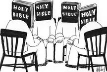 Crença / Informação são religião e fé.