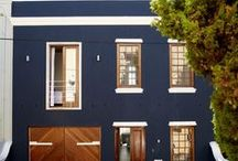 outdoor paint color
