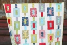 For the Confident Beginner / Starting on your first quilting project doesn't have to be intimidating. This board is full of simple projects for you confident beginners!