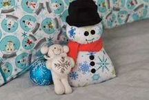 'Tis the Season! / Sew up some fun seasonal projects to impress guests all year 'round!