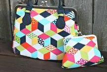 Bags, Bags, Bags / Bags, bags, and more bags! Find patterns, kits, and tons of inspiration for creating your next tote!