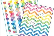 Quick Quilts & Patterns / Quilts and small project patterns that can be completed quickly and easily.